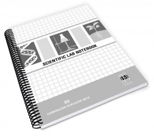 Lab Notebook Sales & Donations – Alpha Chi Sigma: Rho Chapter